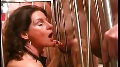 Mature slut used – one of the sluttiest matures